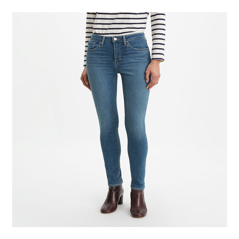 721 High Rise Skinny for Women in Stonewash
