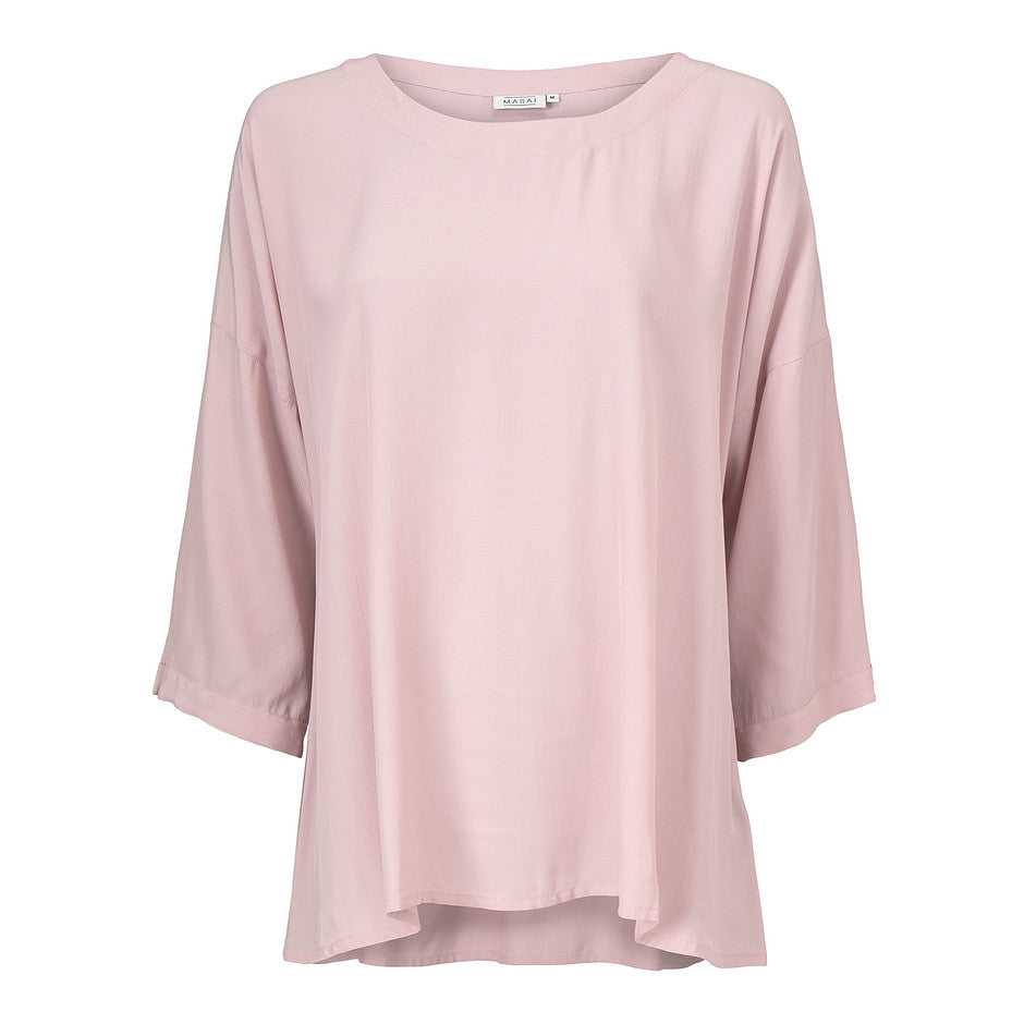 Danuta Top for Women in Rose