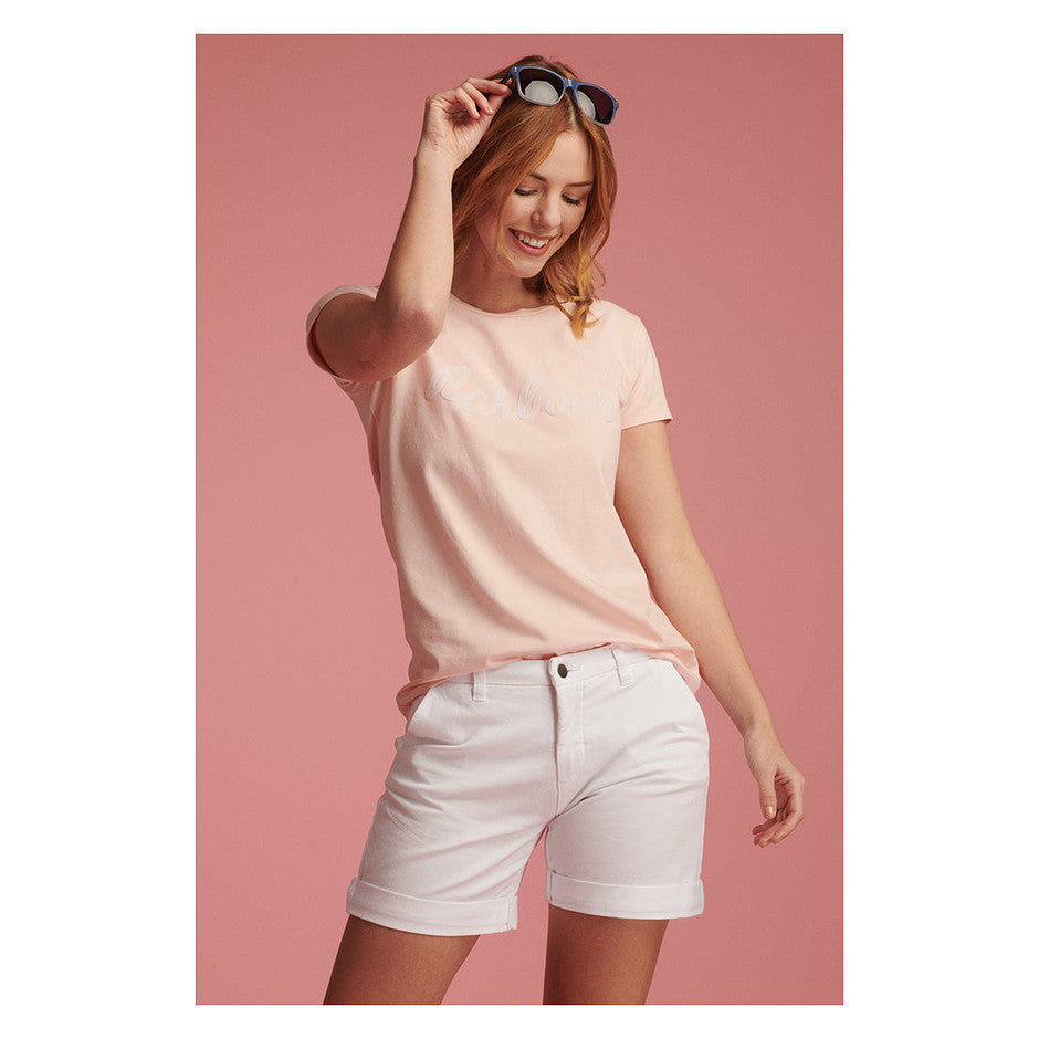 Rebecca Tee for Women in Pale Coral