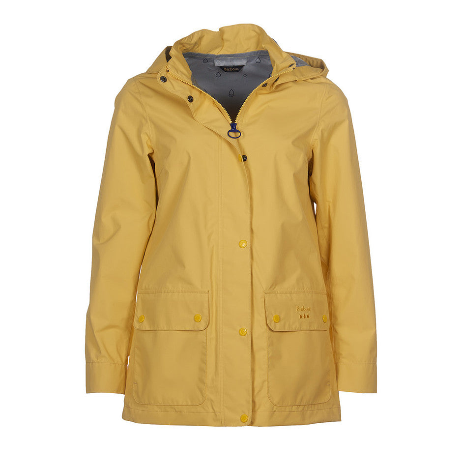 Fourwinds Waterproof Jacket for Women in Dandelion