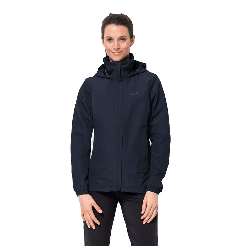 Stormy Point Jacket for Women in Midnight Blue