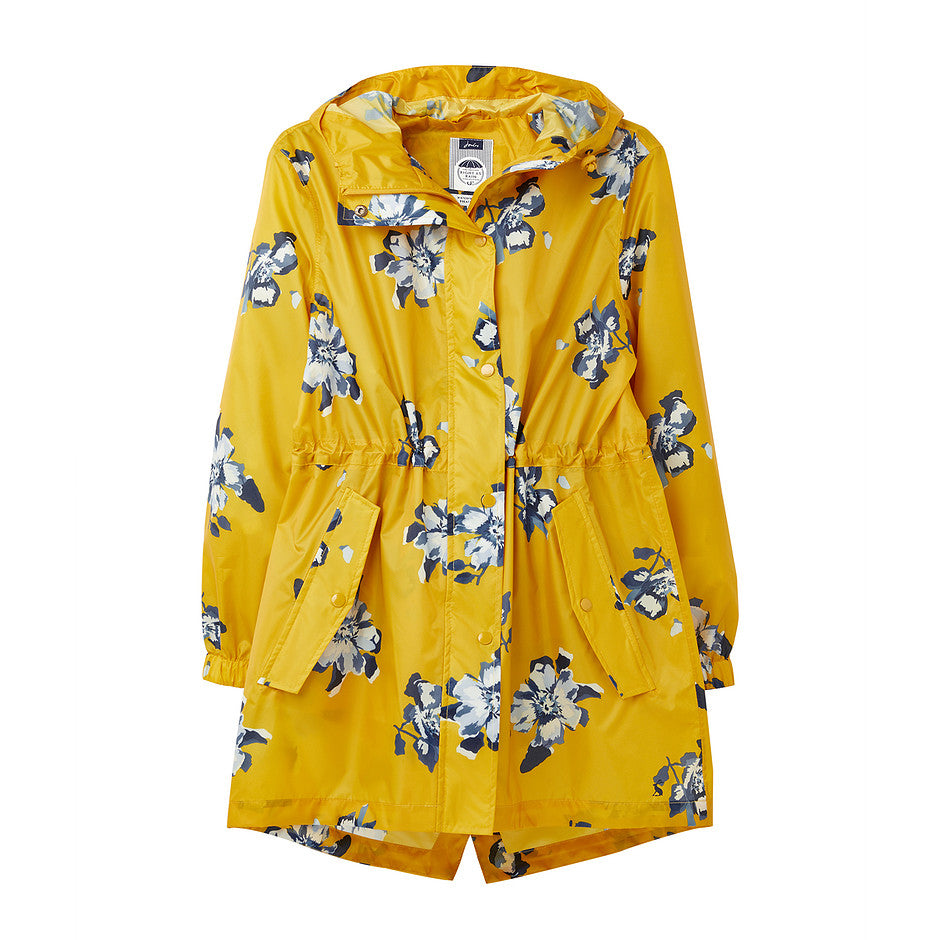 Golightly Coat for Women in Mustard