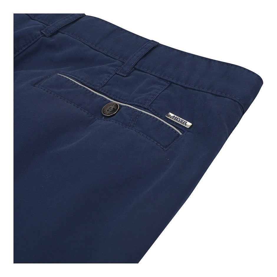 New York Pima Satin for Men in Royal