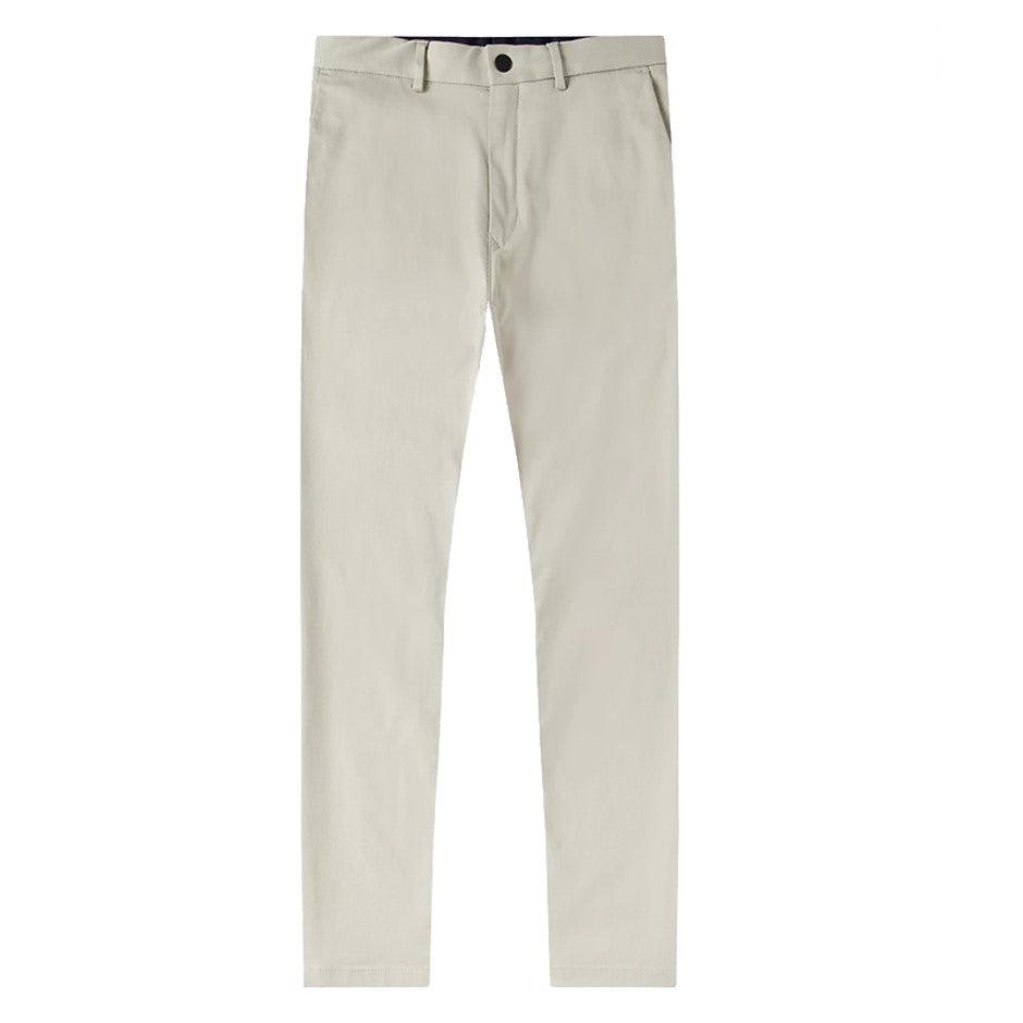Tapered Stretch Twill Flex for Men in Grey