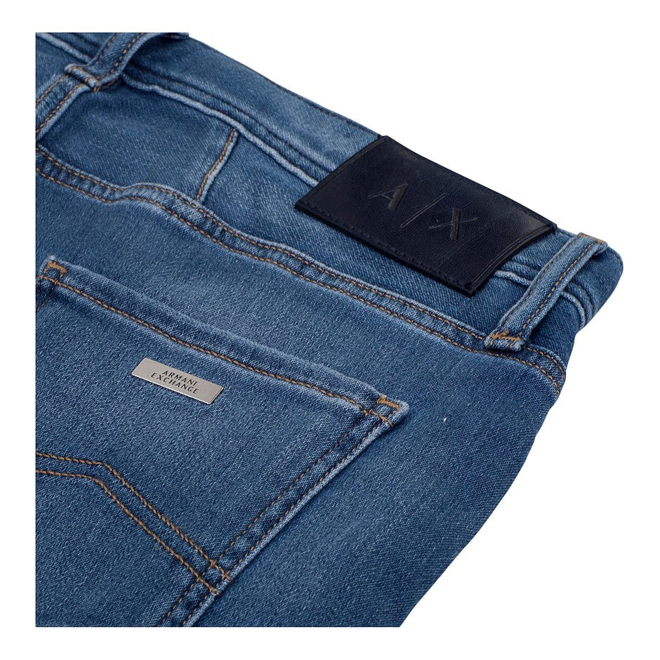 Slim Fit Stretch Jean for Men in Stonewash