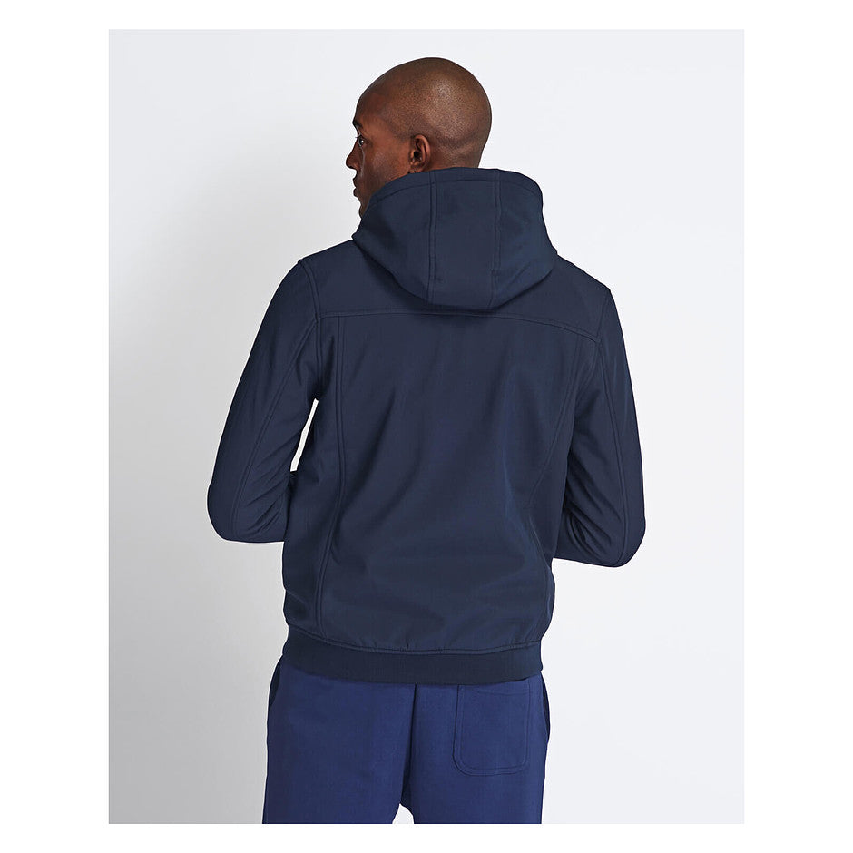 Softshell Jacket for Men in Navy