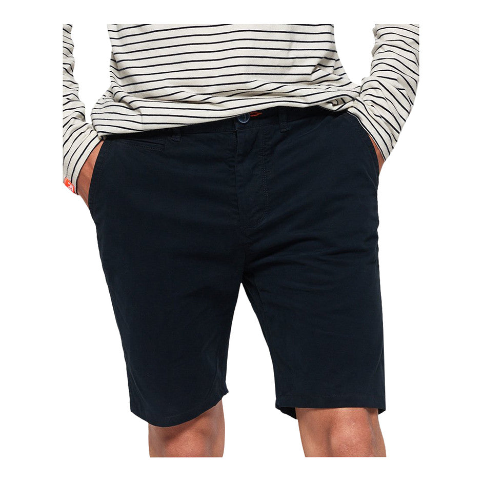 International Chino Shorts for Men in Navy