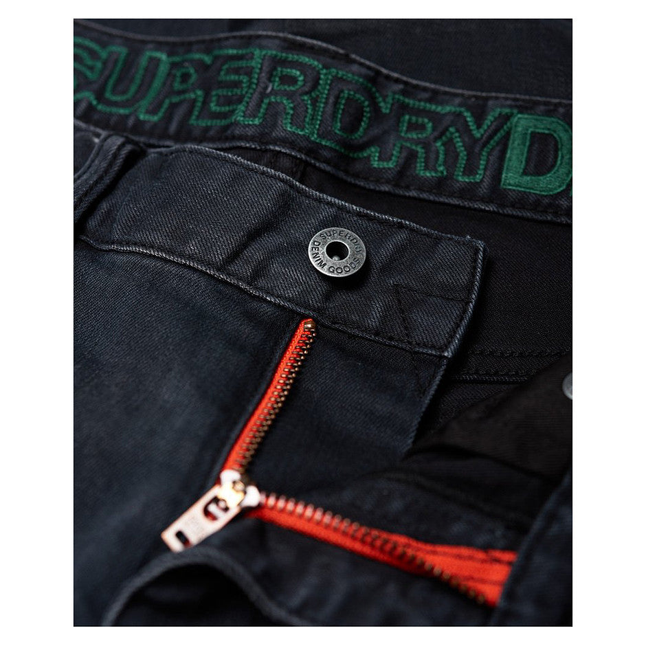 03 Tyler Slim Jeans for Men in Grey