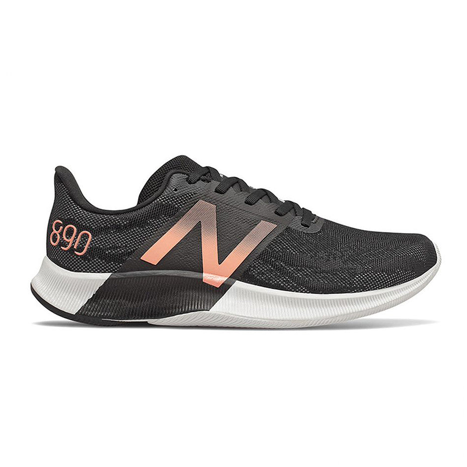 890 Trainers for Women in Black & Pink