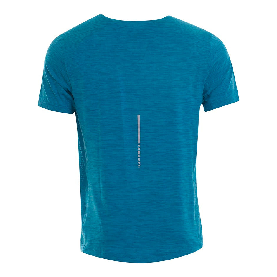 Aino UX SS Tee for Men in Blue