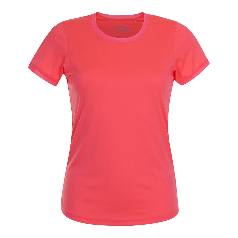Gusta 3 Short Sleeve T-Shirt for Women in Bright Red