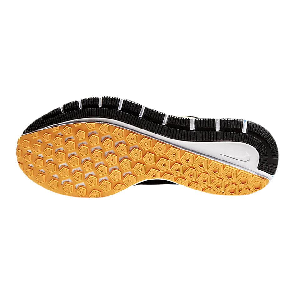 Air Zoom Structure 22 for Men in Black & Blue