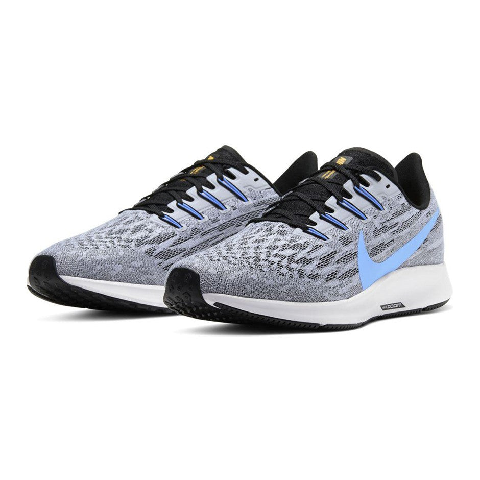 Air Zoom Pegasus 36 for Men in White & Blue