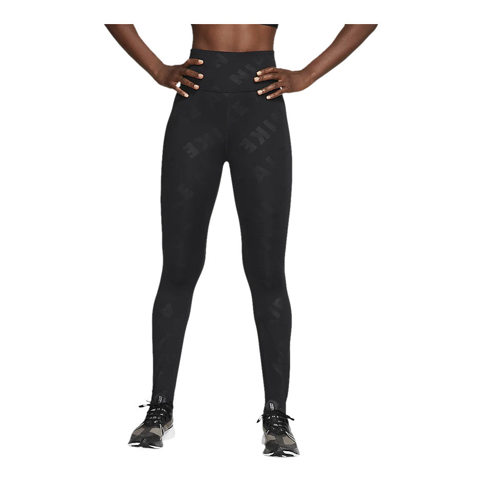 Air 7/8 Running Tights for Women in Black