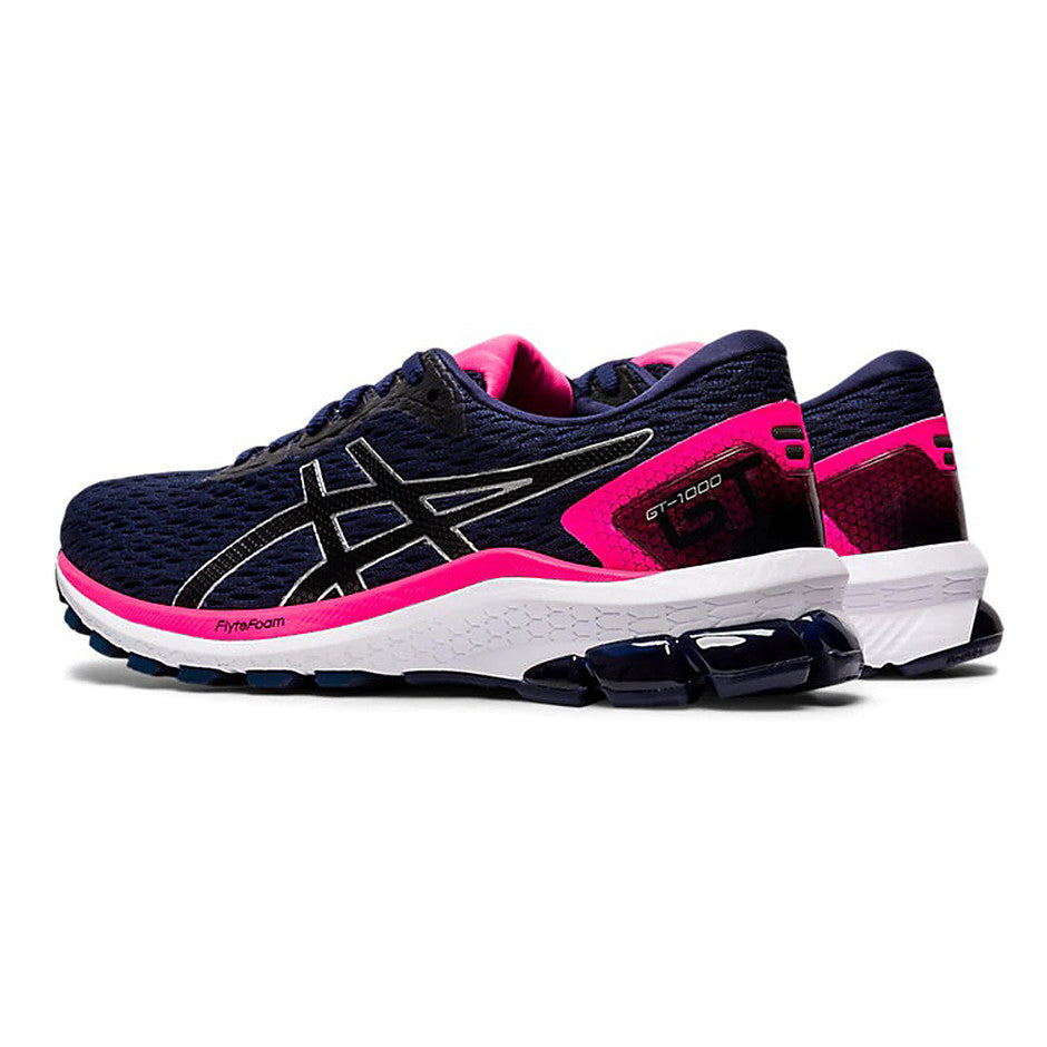 GT-1000 9 Running Shoes for Women in Peacoat & Black