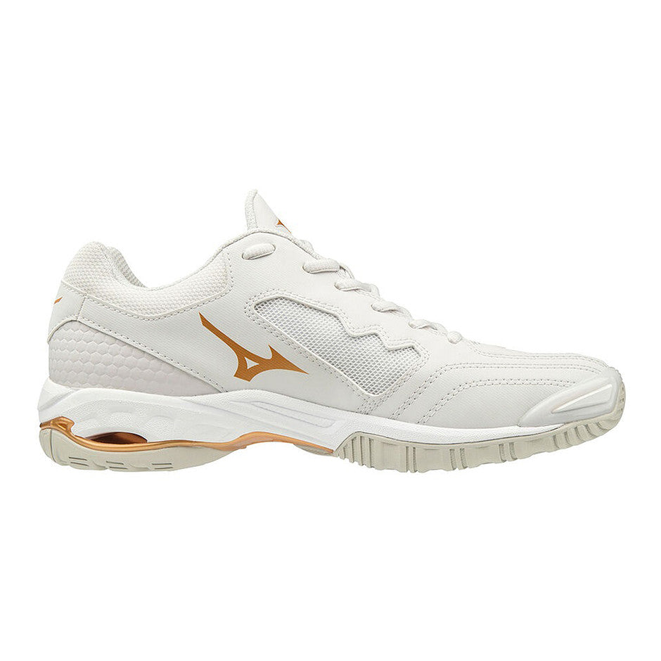 Wave Phantom 2 Netball Trainers for Women in White