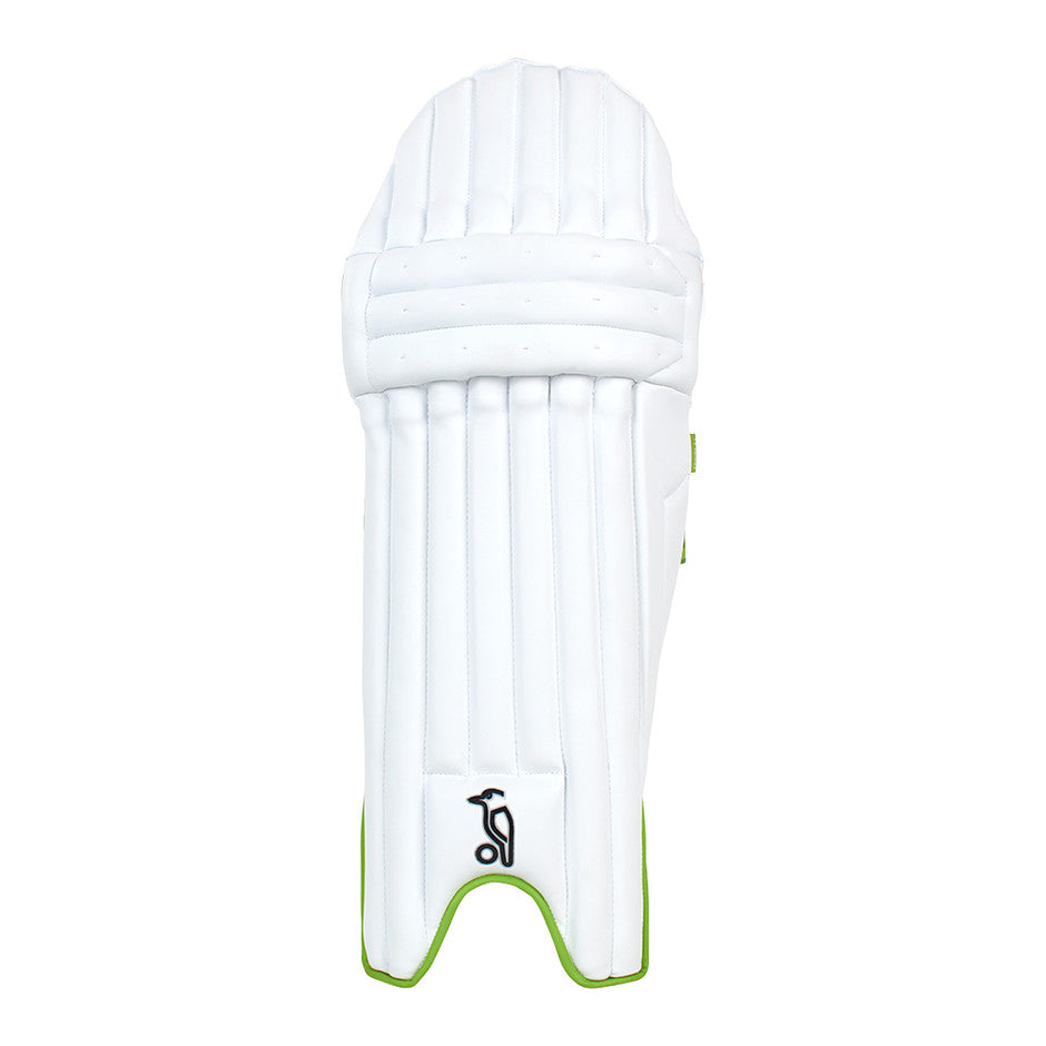 Kahuna 3.1 R/H Batting Pads for Adults and Kids in White