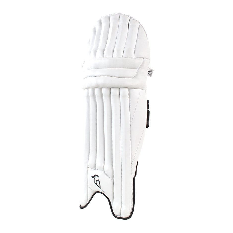 Shadow 3.3 R/H Batting Pads for Adults and Kids in White