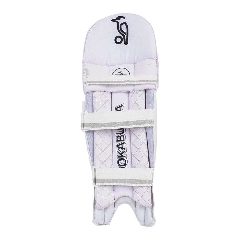 Ghost 4.2 Ambi Batting Pads for Adults and Kids in White - Various Size Options