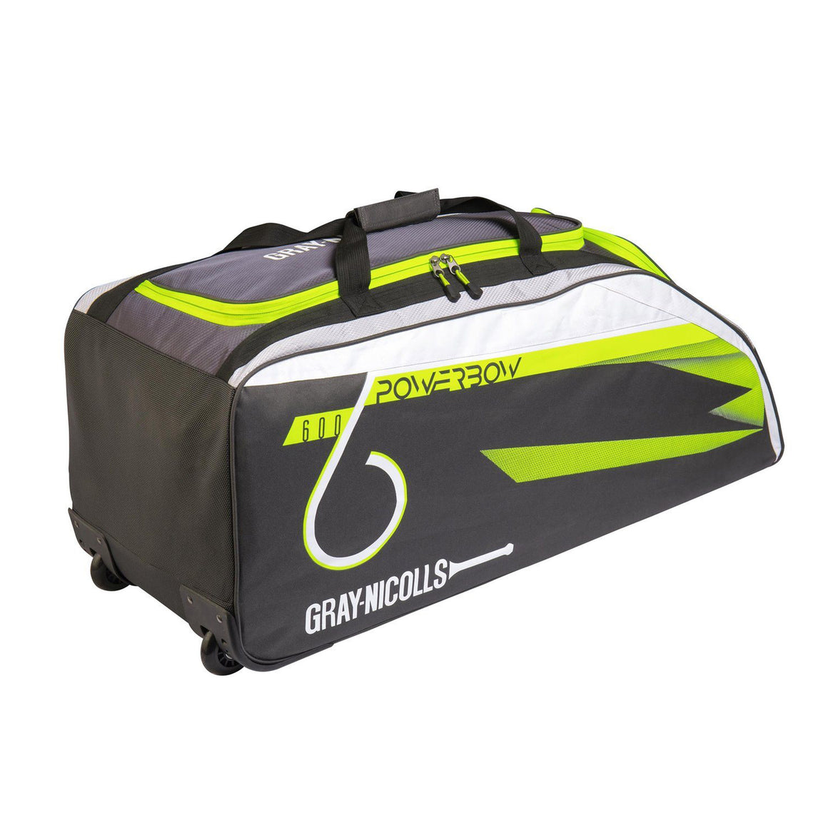Powerbow 600 Bag for Men in Charcoal & Green