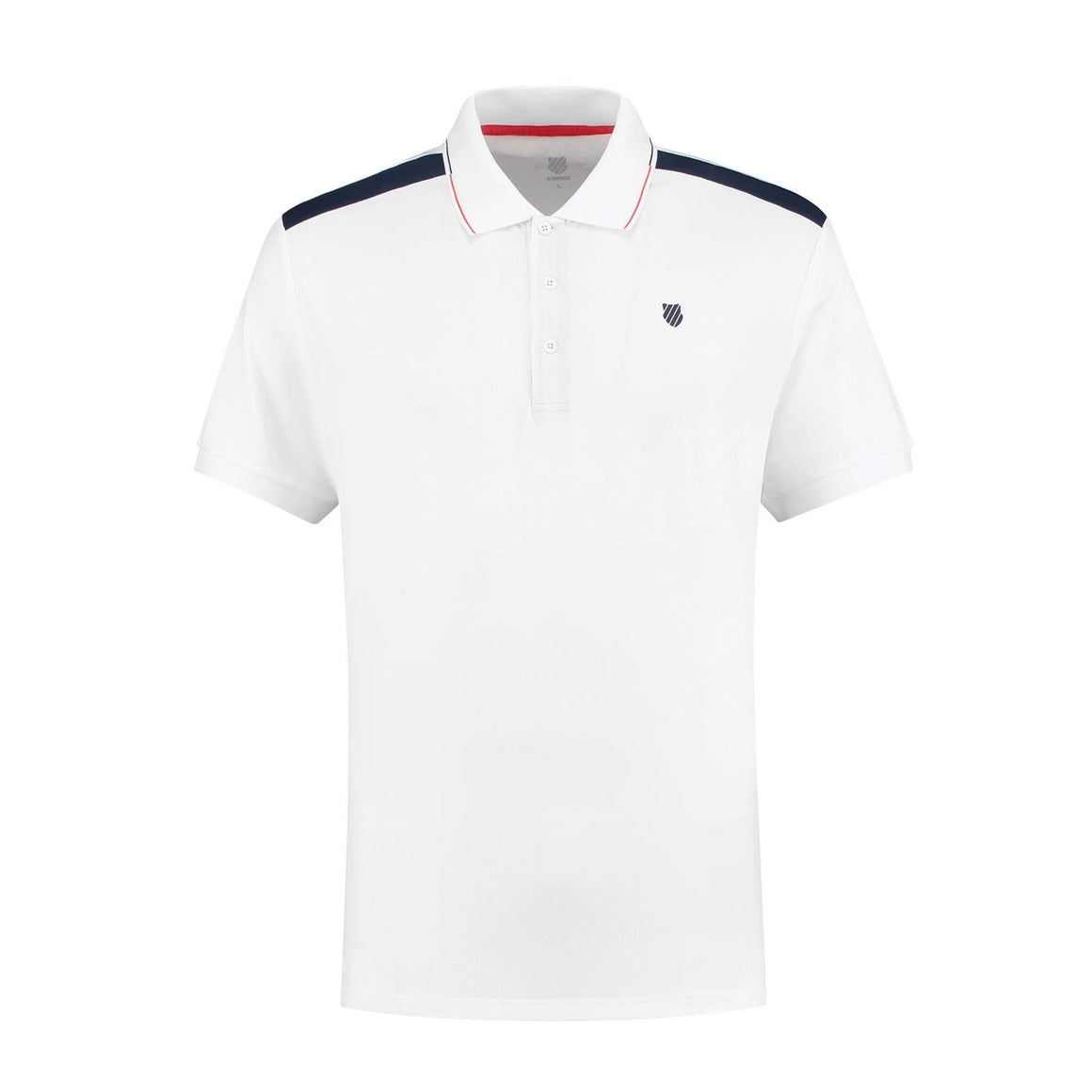 Heritage Sport Polo for Men in White