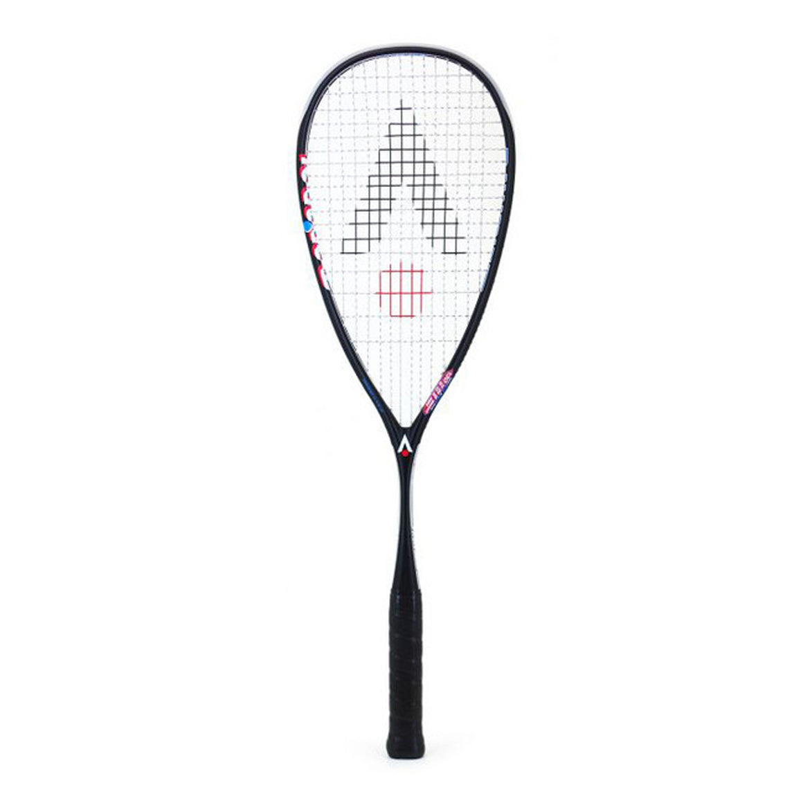Raw 130 Squash Racket in Black
