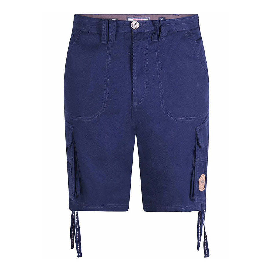 Fletcher 2 Cargo Shorts for Men in Navy