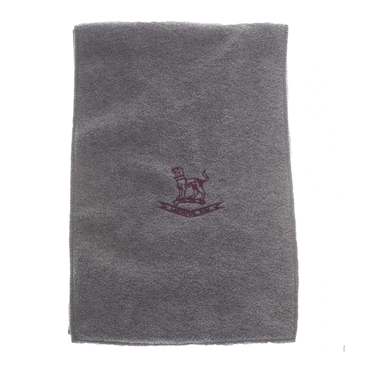Holmwood Fleece Scarf - Grey