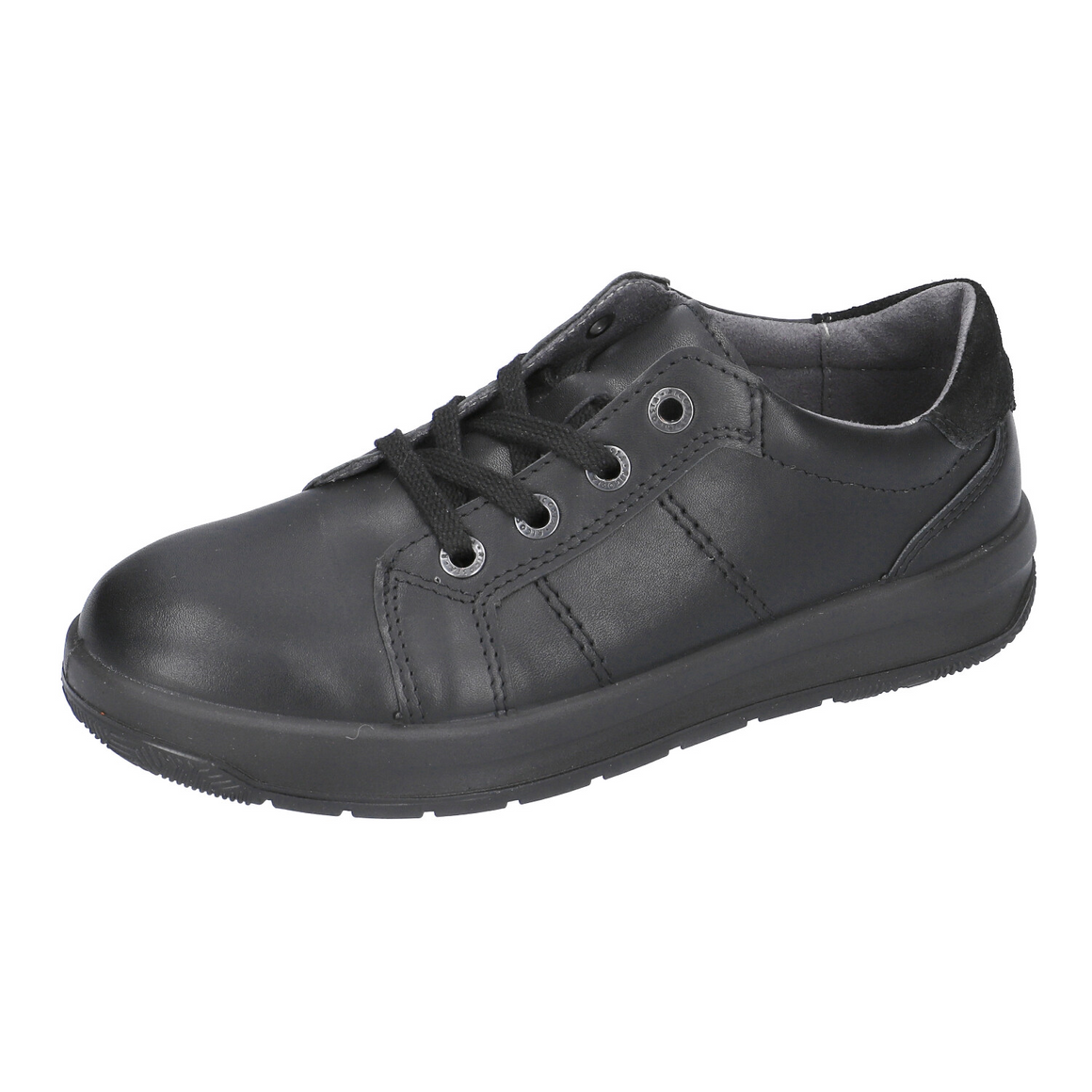 Ray School Shoes for Boys in Black