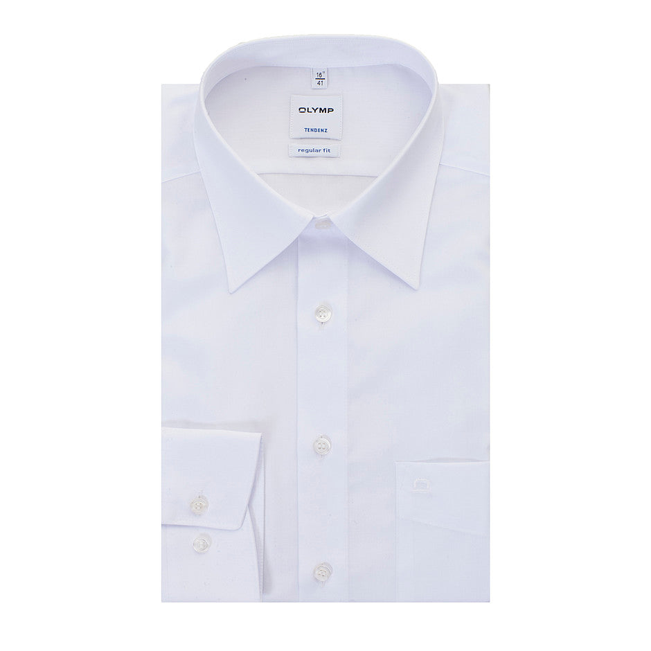 Tendenz Formal Shirt for Men in White