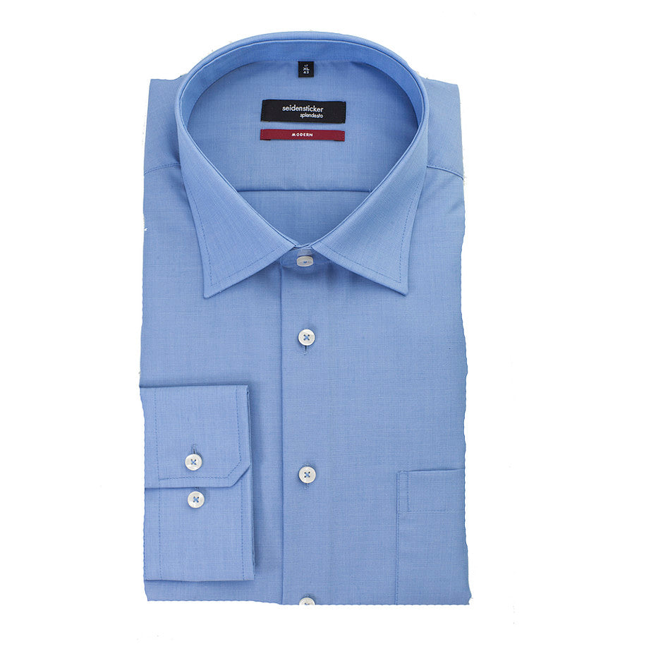 Splendesto Shirt for Men in Blue