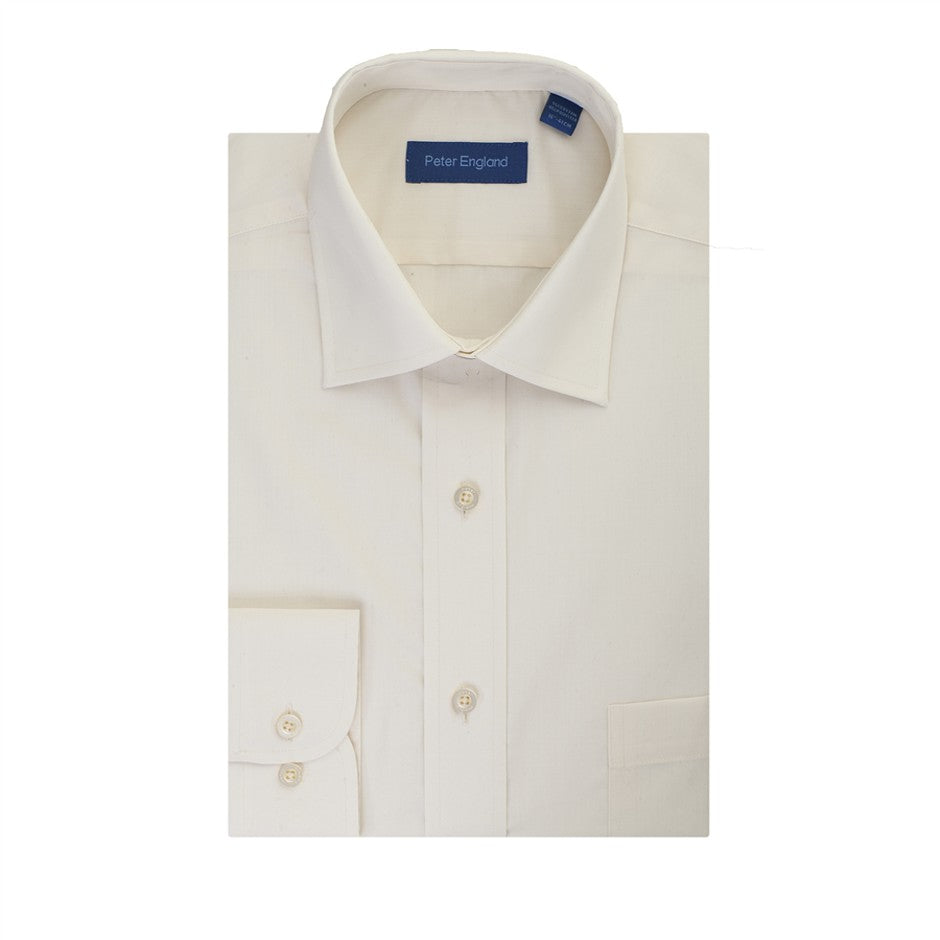 Shirt for Men in Cream - Extra Tall