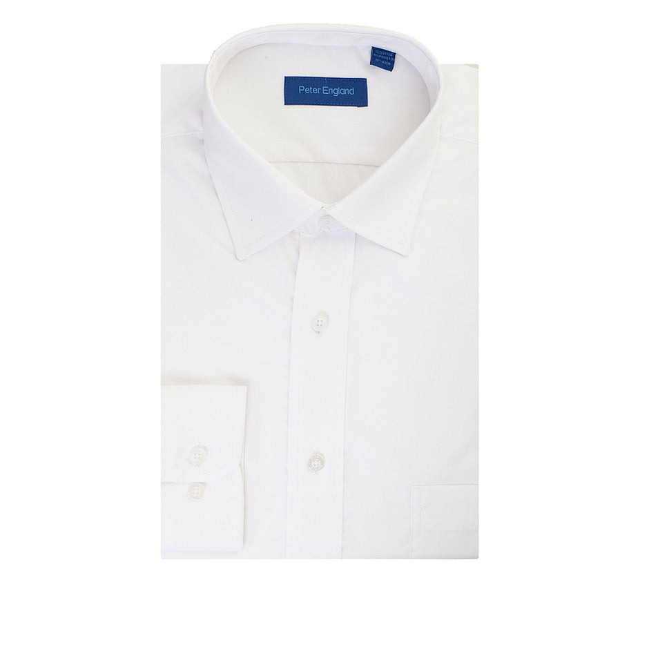 Shirt for Men in White - Extra Tall