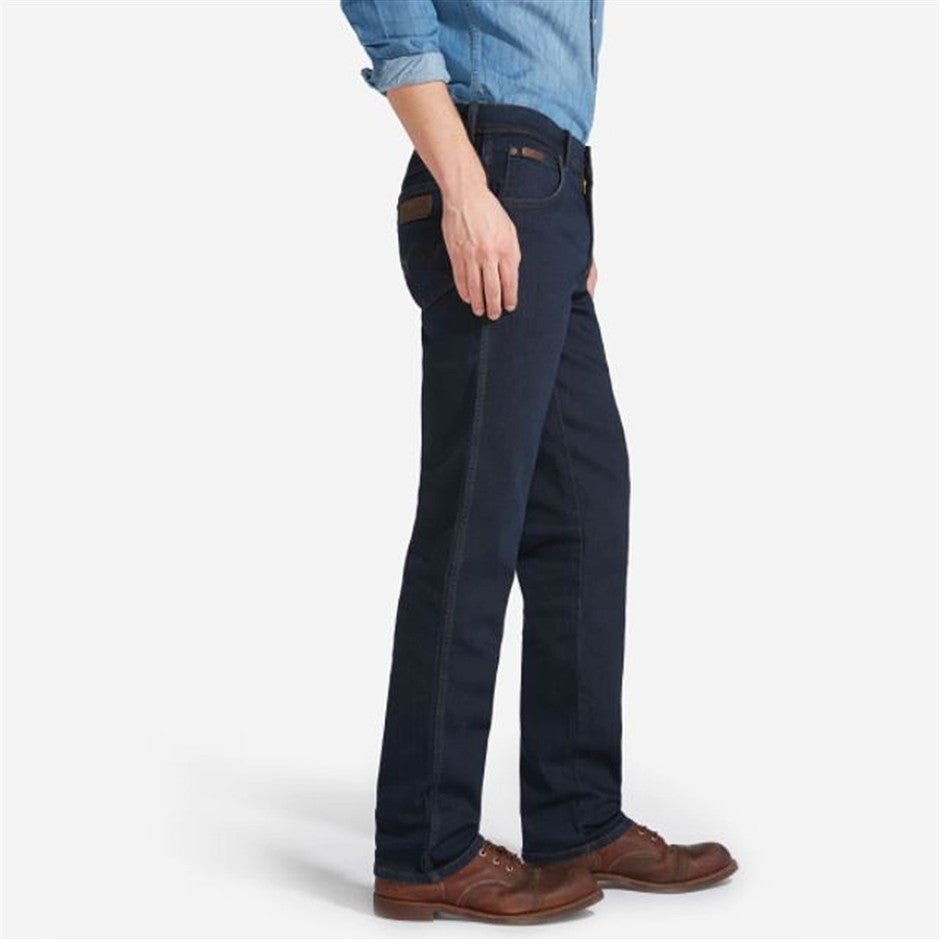 Texas Stretch Jeans for Men in Indigo