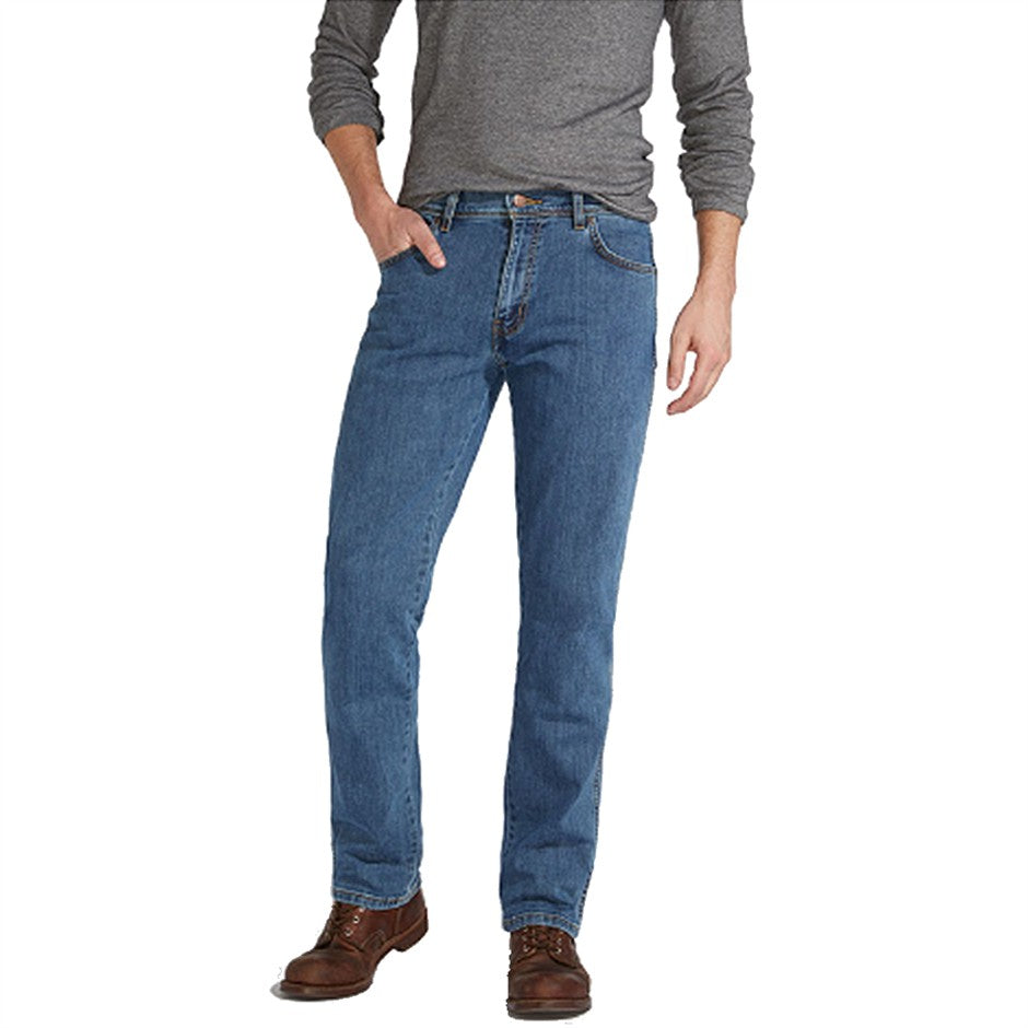 Texas Stretch Jeans in Stonewash
