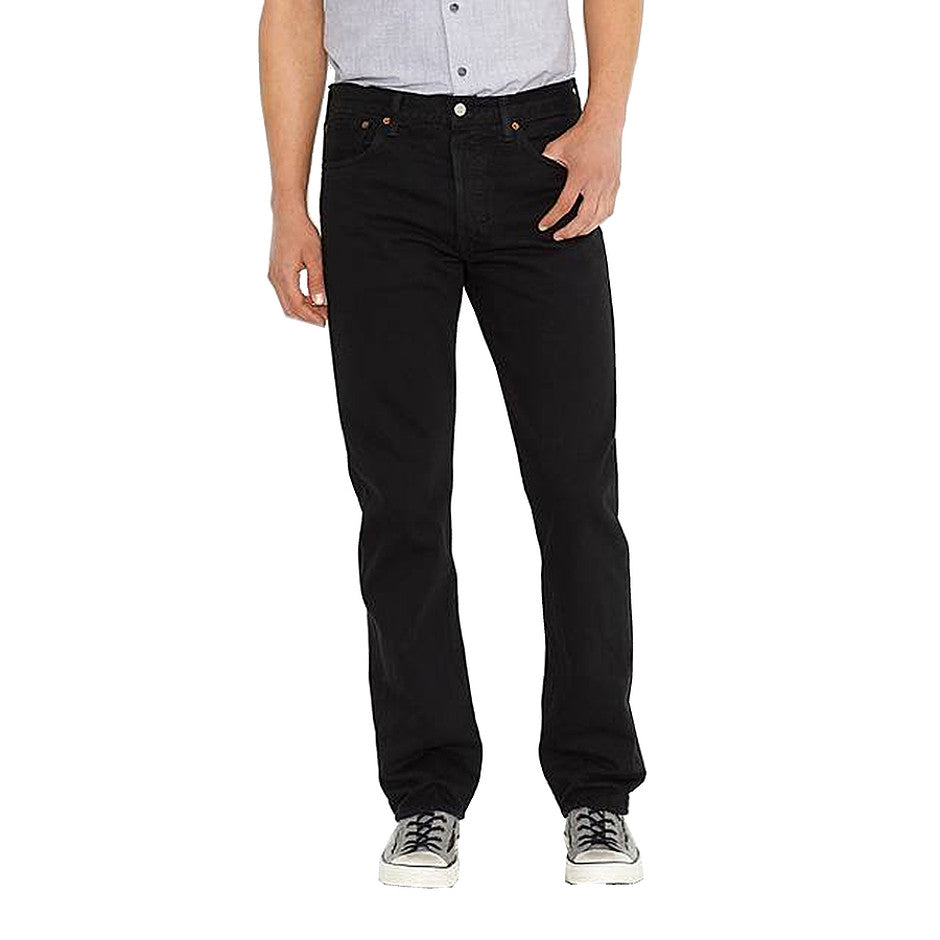 501 Original Fit Jeans for Men in Black