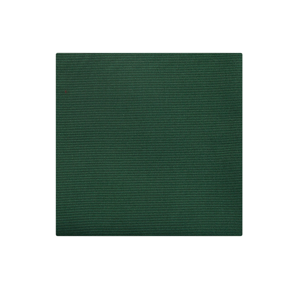Handkerchief for Men in Bottle Green