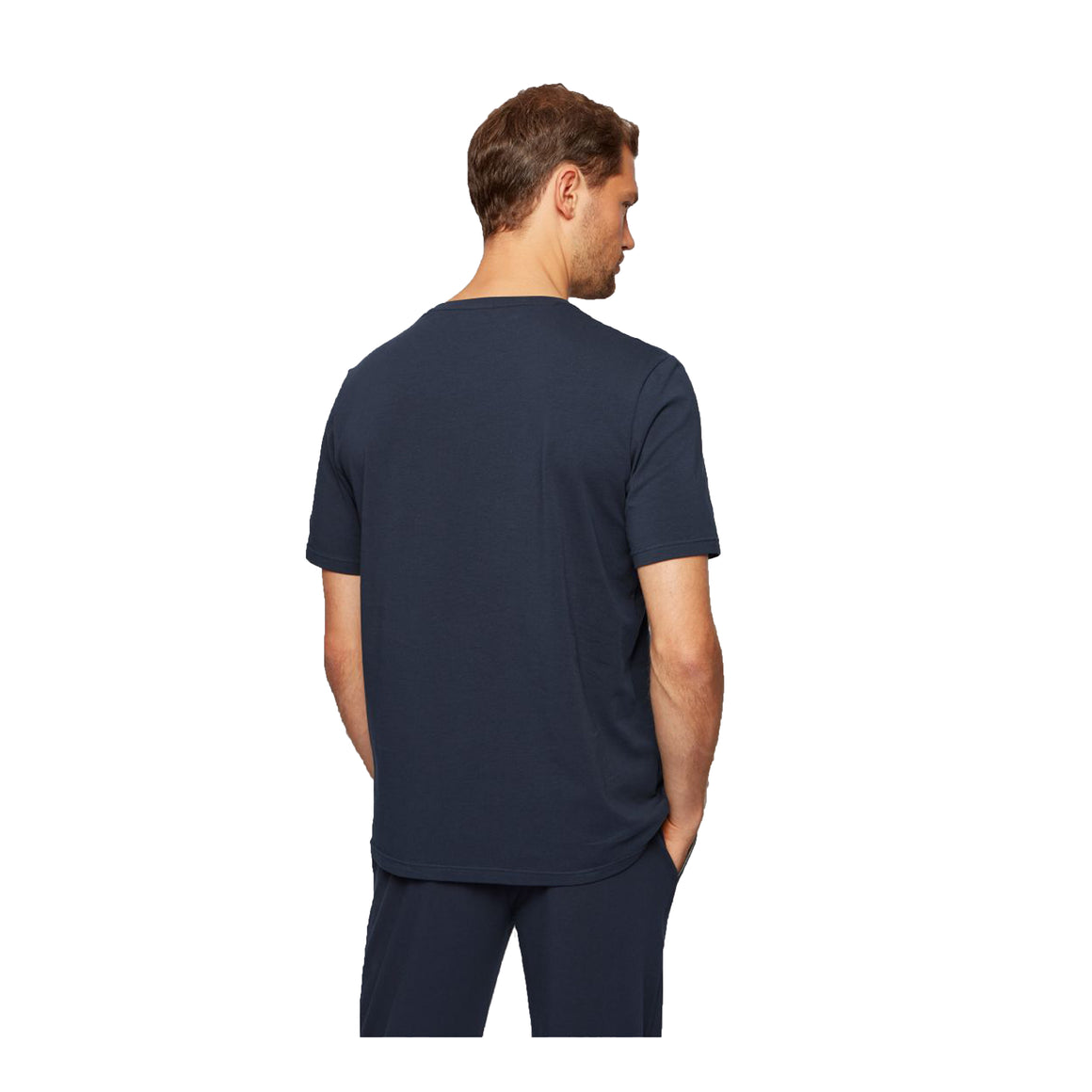 Lounge T-Shirt for Men in Navy