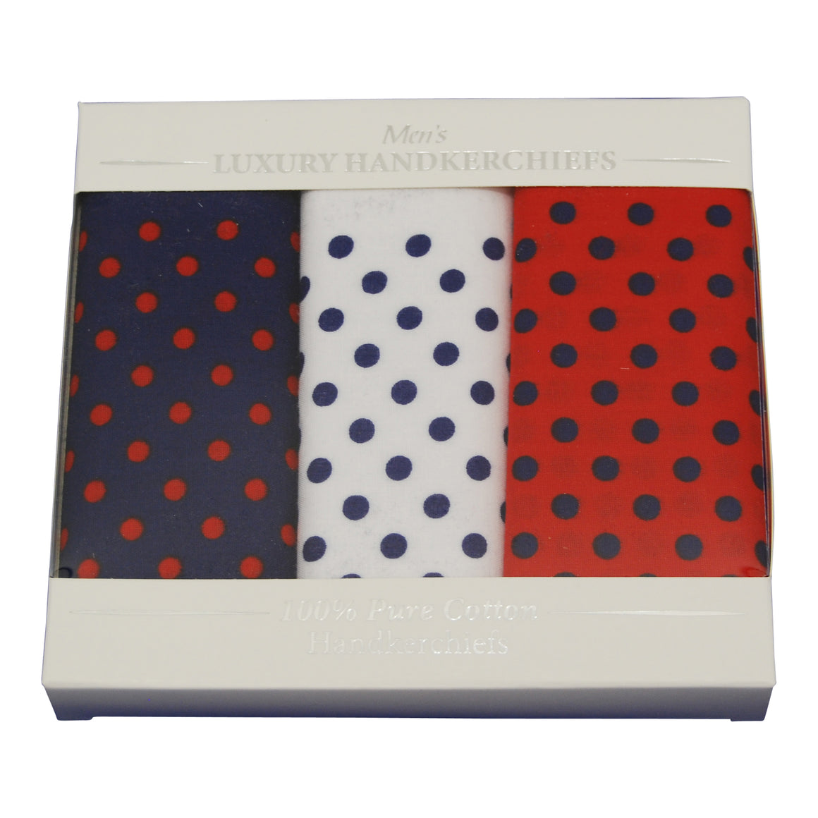 3 Box Assorted Bandanas for Men in Multi 1
