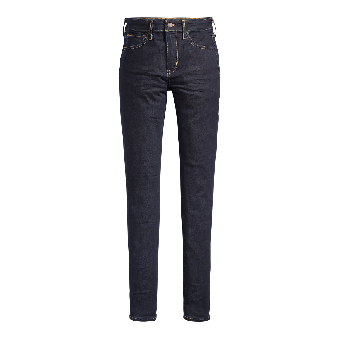 721 High-Waisted Skinny Jeans for Women in To The Nine - Blue