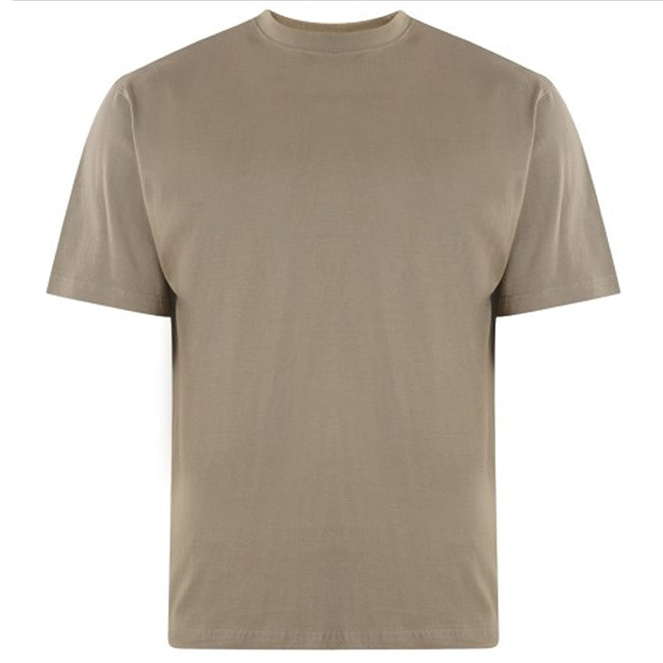 T-Shirt for Men in Olive 2XL - 8XL