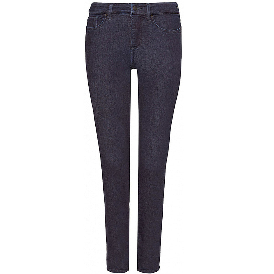 Sheri Slim Leg Jeans for Women in Dark Blue Wash