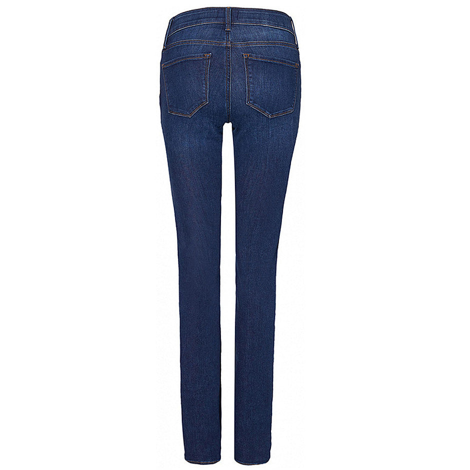 Marilyn Straight Leg Premium Denim Jeans for Women in Cooper