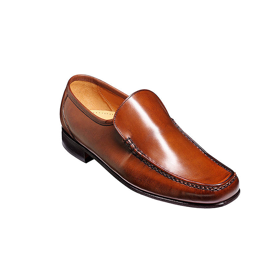 Javron Leather Shoes for Men in Brown