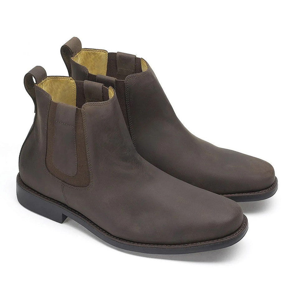 Natal Boots for Men in Mustang Brown
