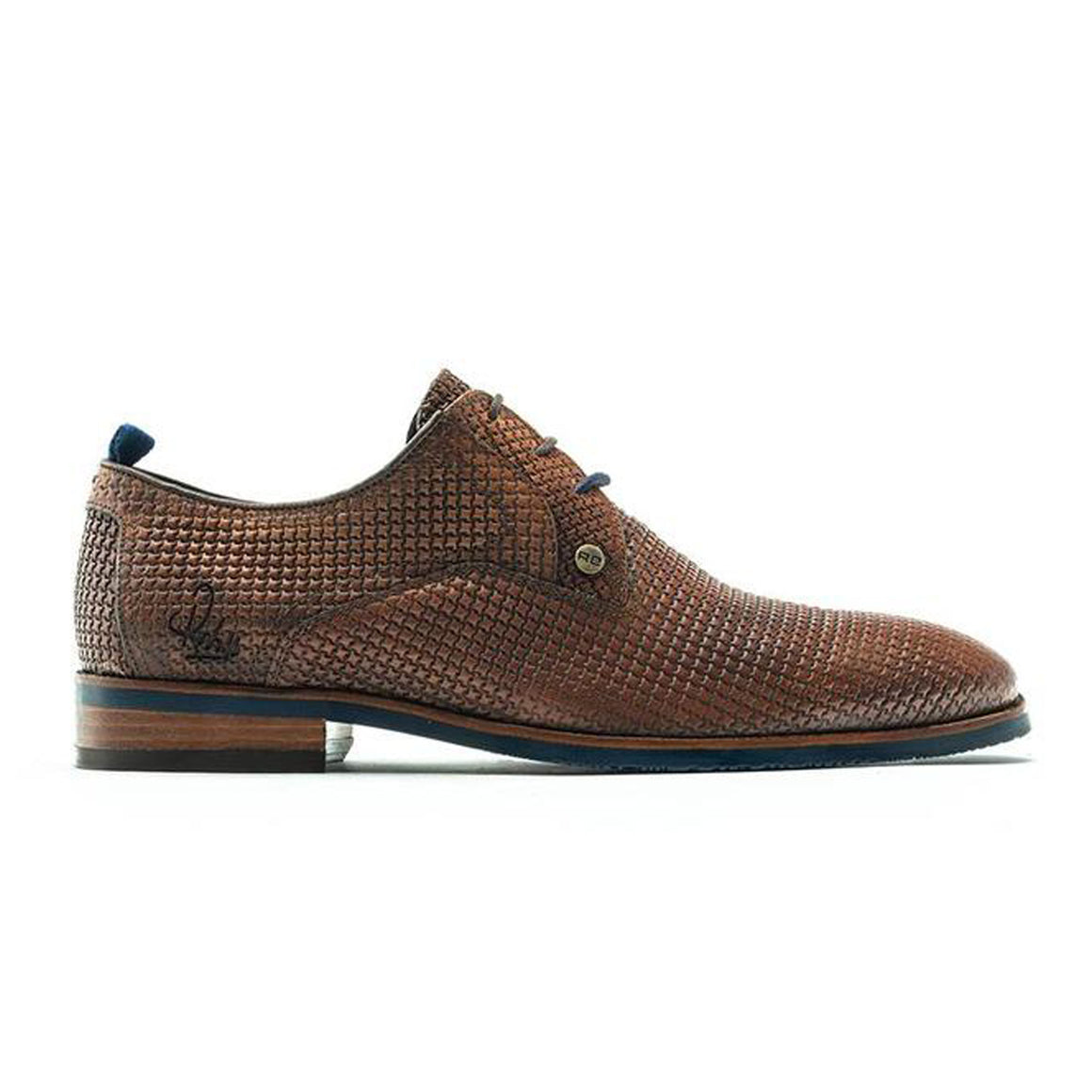 Falco Tile Shoe for Men in Brown