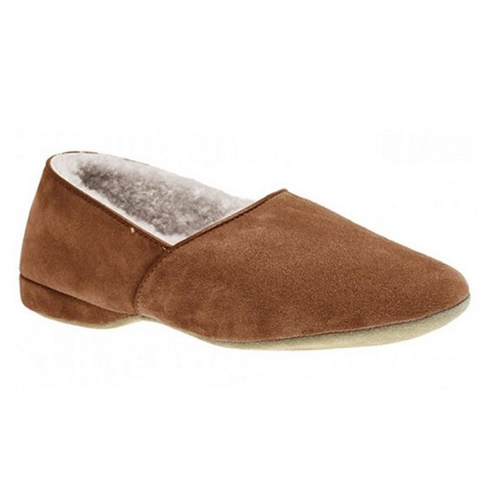 ANTON Slipper for Men in Mocca
