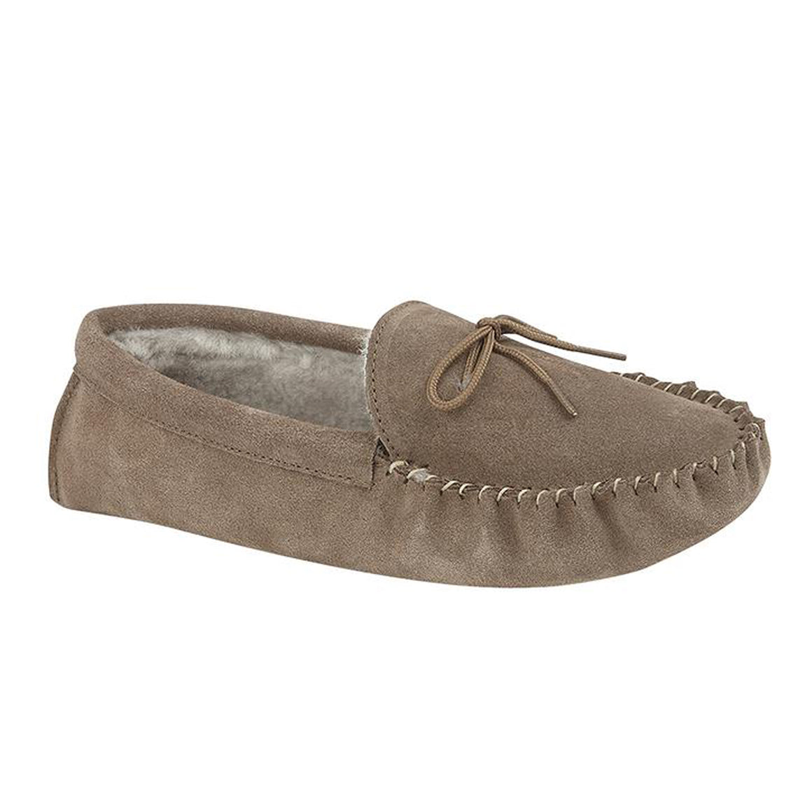 Maine Slippers  for Men in Tan