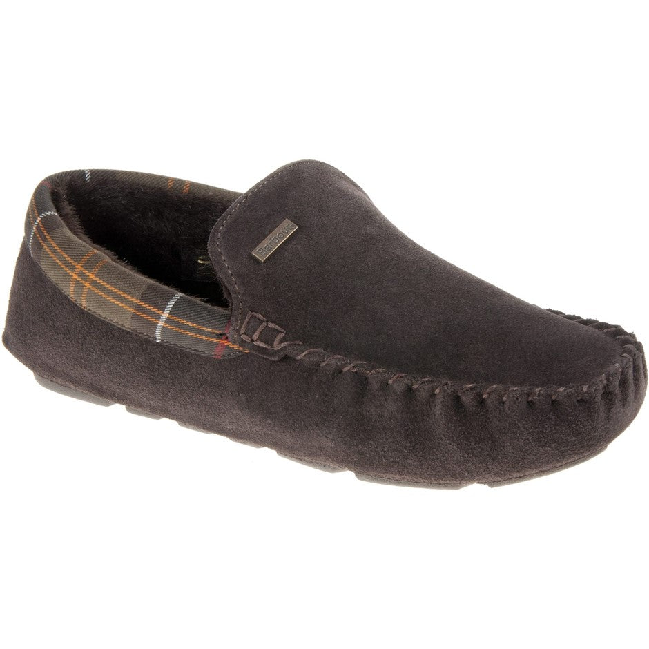 Monty Slippers in Brown
