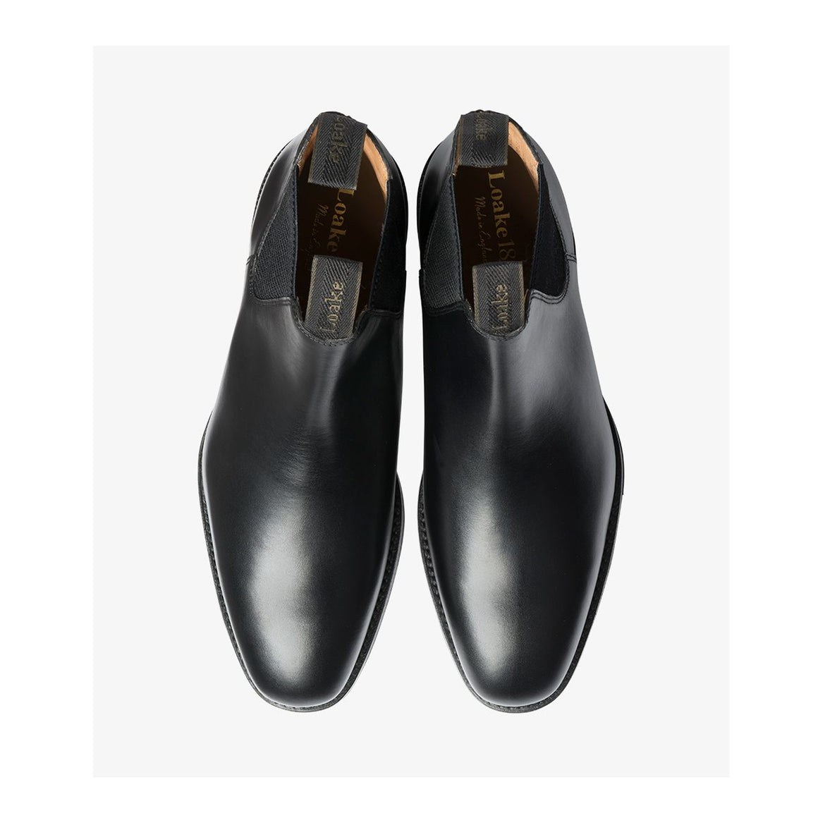 Chatsworth Dainight Shoe for Men in Black